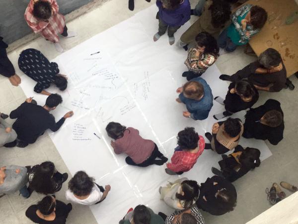 Proyecto CasaMario reside en Subte