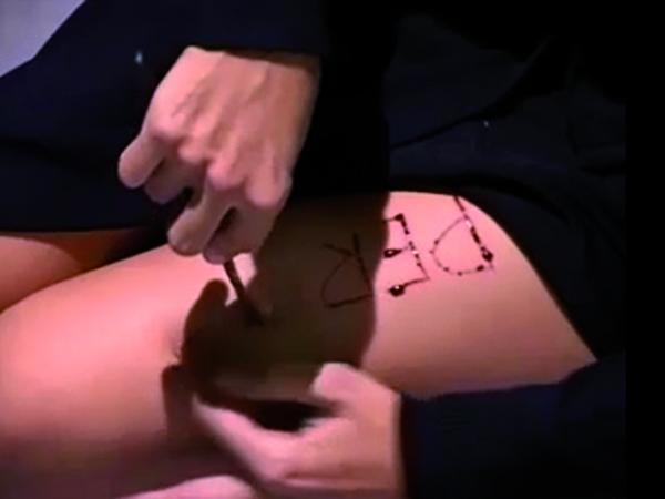 Regina José Galindo / El cuerpo como anomalía